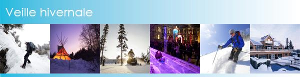 Veille tourisme hivernal